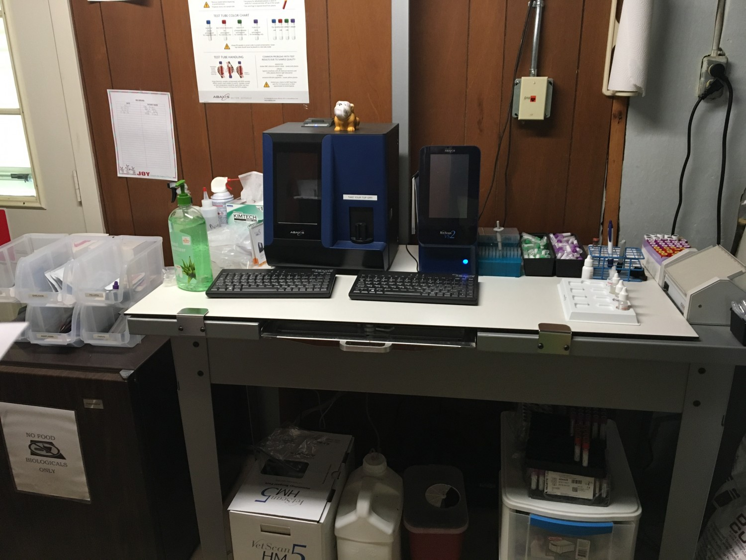 Our in House Lab